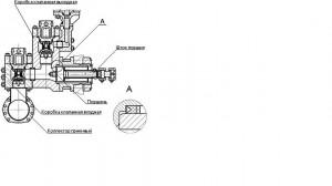Конструкция гидравлической части