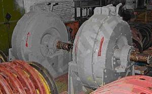 Гидродинамический тормоз УТГ-1450